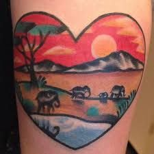 Image result for hippie van tattoo