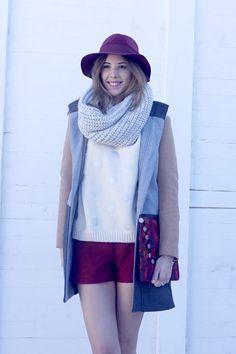 #abrigo bicolor #kissmylook