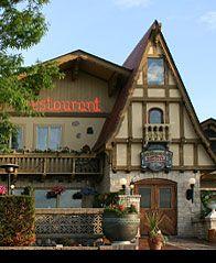 Gasthaus Restaurant & Beer Garden, Waukesha, Wisc.  Closed summer 2016