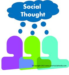Social Thought: The Link Between Your Mind, Social Media, and What Triggers Action