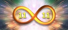 The sacred geometry of 11:11 reveals its power. When 1 is doubled in the number 11, the energy is exponentially powerful. If you look at the shape of the number 11 – it's creates two pillars, a gateway, a portal, one which we are in the center of creates of space for us to be in a column of light – to be inspired, to receive wisdom, love, and be in complete alignment with Source energy.
