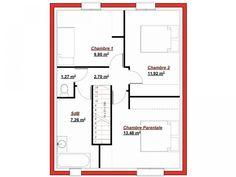 plan appartement rez de chaussee