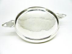 Arts and Crafts Solid Silver Quaich Bowl Sterling by DartSilverLtd