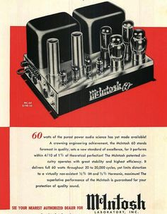 Could an Old-School Tube Amp Make the Music You Love Sound Better? Love Sound, Valve Amplifier, Audio Engineer, Vinyl Music, Hifi Audio, Diy Electronics, Retro Design, Metal Signs, Old School