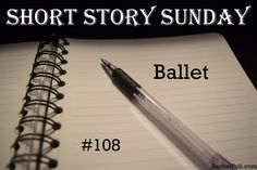 Today's short story is not a short story. It turned into a super short Haiku. This wasn't the original plan, but inspiration strikes when you least expect it. Enjoy! Pink tights, sparkl…