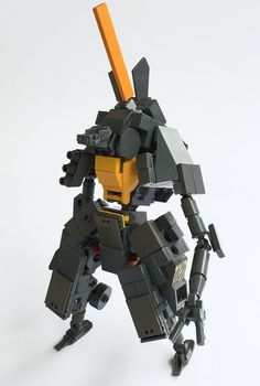 The brand new Scout Hardsuit from MHS.