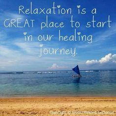 Healing journey...