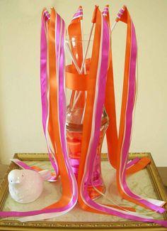 more ribbon wands
