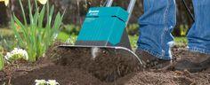 Elektrické motyčky – elektrické motyčky, kultivácia pôdy, kultivátory od spoločnosti GARDENA