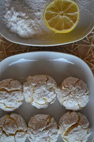 Do puntíku: Kokosovo citronové crinkles Low Carb Lunch, Low Carb Breakfast, Low Carb Desserts, Low Carb Recipes, Low Carb Brasil, Carb Day, Low Carb Bread, Something Sweet, Crinkles