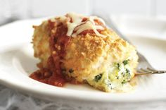 Chicken Parmesan Bundles Jody.....try this!