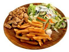 Kureci kebab - Chicken Kebab Chicken Kebab, Tzatziki, Chicken Recipes, Tacos, Ethnic Recipes, Ground Chicken Recipes, Recipes With Chicken, Chicken Kabobs