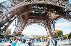 Photograph of Eiffel Tower #paris #explore #travel   Margaret Wroblewski Photography Check out my sites! Follow me!  Instagram: margaretwroblewski Facebook: https://www.facebook.com/margaretwroblewskiphotography/ http://margaretsblog.com/ Twitter: https://twitter.com/margaret__elise  MW PHOTOGRAPHY   #travel #explore #world #photography