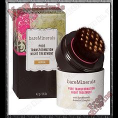 """BareMinerals Pure Night transformation Powder I only have """"CLEAR"""" Left bareMinerals Makeup Face Powder"""