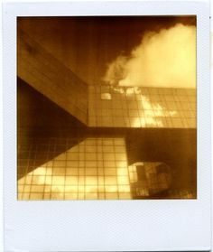 Numéro 1: By Fred De Casablanca, more artworks http://www.artlimited.net/2249 #Photography #Polaroid #instant #film #Construction