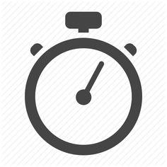 chronometer icon vector cronômetro (512×512)