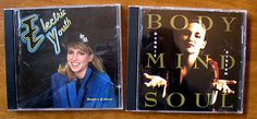 """2x DEBBIE GIBSON cds """"Electric Youth"""" ('89) & """"Body Mind Soul"""" ('92)   'Tiffany's' nemesis, remember?"""