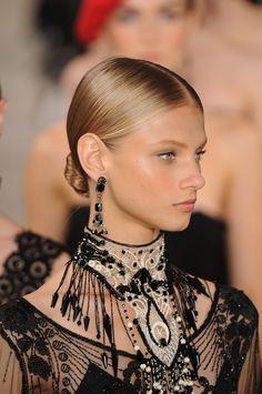 Compre moda com conteúdo www.oqvestir.com.br Fashion, Catwalks, Ralph Lauren, SS13, Jewellery