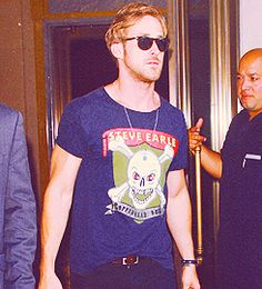 Oh hey....Ryan Gosling is hella sexy....