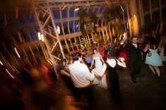 The traditional Jewish dance, the Hora! Elegant New Jersey Modern Jewish Wedding | Modern Jewish Wedding Blog. Photo by Joseph Delgado Photography.