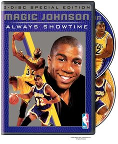NBA Magic Johnson Always Showtime: Special Edition DVD via Red's Gift Shop. Click on the image to see more! $19.98
