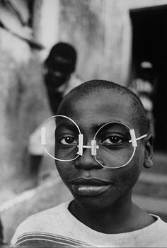 Home made glasses, Maratani Refugee Camp, Mozambique,http://www.travelbrochures.org/103/africa/go-travel-the-mozambique