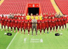 Liverpool FC and Barcelona FC record 1976 to Barcelona vs. Liverpool Player list, Champions League record 1976 to Liverpool Team, Liverpool You'll Never Walk Alone, Squad Pictures, Juergen Klopp, Liverpool Fc Wallpaper, This Is Anfield, Fc Bayern Munich, European Soccer, Pep Guardiola