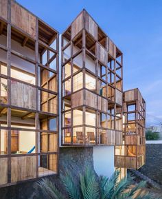 """370 Me gusta, 3 comentarios - Architecture & Interior Design (@architecture.master) en Instagram: """"Terra Lodge Hotel, Ramos Castellano Arquitectos. via: @designwanted  @tugbadazkir…"""""""
