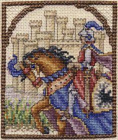 Teresa Wentzler - Medieval Miniature