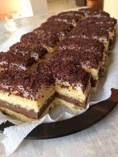 236 x 177 Hungarian Desserts, Hungarian Recipes, Cookie Desserts, No Bake Desserts, Dessert Recipes, Pastry Recipes, Cooking Recipes, Torte Cake, Sweet Recipes