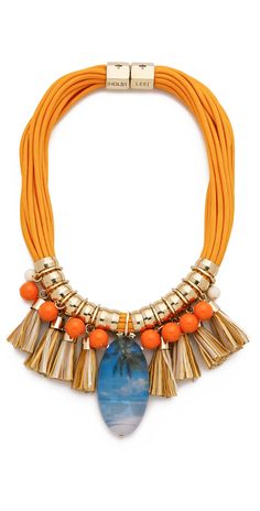 Holst + Lee On the Beach in Hawaii Necklace | SHOPBOP