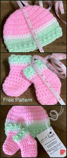 Amazing Crochet Things With Easy Patterns - Diy And Crafts Preemie Crochet, Crochet Toddler, Crochet Baby Booties, Crochet Blanket Patterns, Baby Blanket Crochet, Crochet Stitches, Knitting Patterns, Crochet Gifts, Crochet Things
