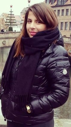 Puffy Jacket, Moncler, 21st Century, Dress To Impress, Winter Outfits, Winter Fashion, Jackets For Women, Raincoat, Army