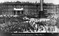 Le palais d'Hiver, Petrograd Russian Revolution 1917, February Revolution, Beautiful Family, Life Is Beautiful, Elizabeth I, Le Palais, Imperial Russia, Alexandria, Trauma