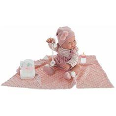 Antonio Juan 50160 Mia mrkací a čůrající realis | Maxíkovy hračky Reborn Dolls, You're Awesome, Vinyl, New Product, Sale Items, Little Ones, Chevron, Lego, Crochet Hats
