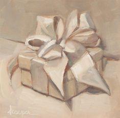 """""""It's A Wrap!"""" original fine art by Dana Cooper"""