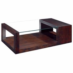 Dado Rectangular Cocktail Table