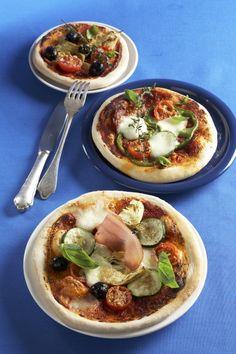 Italská pizza - recept na těsto