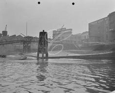 Limehouse Pier 1908 Vintage London, Old London, Tower Hamlets, Irish Catholic, East End London, Family History, New York Skyline, Old Things, Places