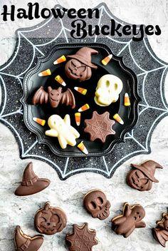 Halloween Buckeyes