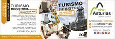 Turismo Industrial Asturias junto con #AOTI estará presente en la #BTravel, Feria de Turismo de #Barcelona en el pabellón número 8 de B-Industrial en el stand E-557, para informarte de la riqueza del patrimonio industrial asturiano y las múltiples escapadas que puedes realizar.  Ven a visitarnos, te esperamos.  #TurismoAsturias #ViveAsturias  www.turismoindustrialasturias.com