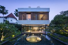 Image 1 of 41 from gallery of Secret Garden House / Wallflower Architecture + Design. Photograph by Marc Tey