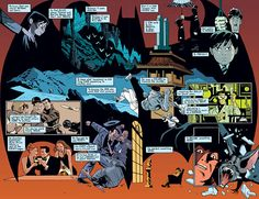 Batman: Bruce Wayne - Murderer? Nightwing, Batgirl, Dc Rebirth, Batman Party, Detective Comics, Comic Book Artists, Gotham, The Darkest, Dc Comics