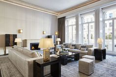 Inside the £35m London townhouse designed by Armani | London | News | London Evening Standard