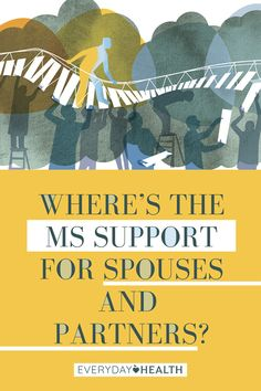 There are many different avenues of #support for people with MS. What about support networks for those who help us get through the difficult days?