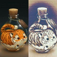 Tiger Revolution Art