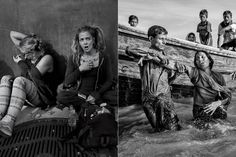 A Black and White Comparison: What Does Retouching Tell Us About Photojournalism?