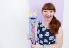 Inspiring Workspaces: Puppet Pie Shop
