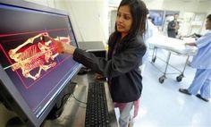 El laboratorio forense de Bradford (Reino Unido) utilizará escáneres 3D para realizar el 70% de las autopsias http://www.print3dworld.es/2013/10/el-laboratorio-forense-de-bradford-reino-unido-utilizara-el-escaneado-3d-para-realizar-el-70-por-ciento-de-las-autopsias.html