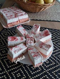 Habos túrós málnaízzel, csodálatos sütemény, amit csak szeretni lehet!